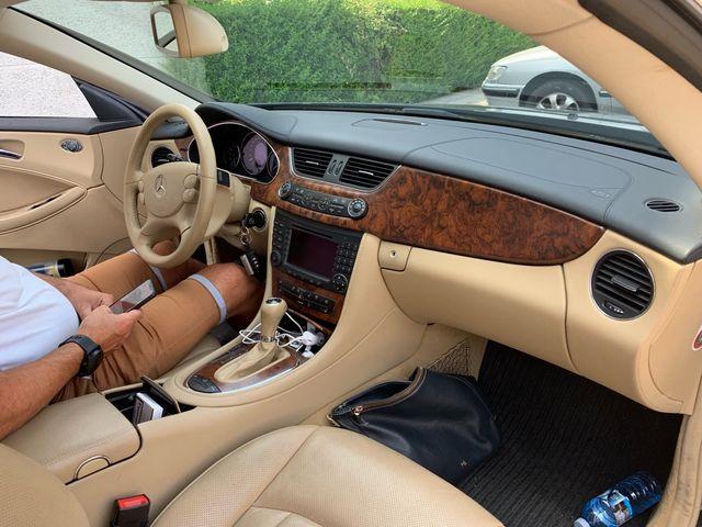 Mercedes-Benz Clase CLS 2006