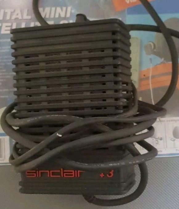 Sinclair zx spectrum +3 power supply