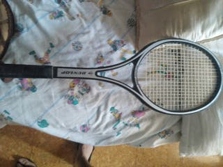 vendo raqueta tenis Dunlop