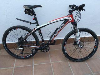 cac55c0eee1 Cuadro de bicicleta de carbono de segunda mano en Málaga en WALLAPOP