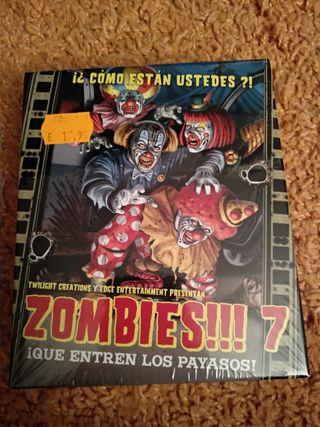 Zombies!!! 7 que entren los payasos
