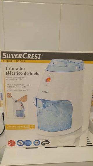 Triturador eléctrico de hielo silvercrest