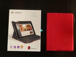 Teclado iPad Logitech Type+