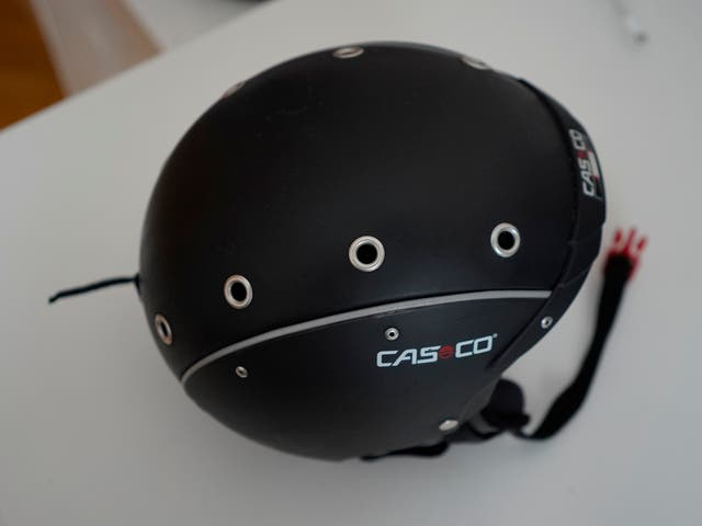 Casco ski/snowboard marca CASCO Airwolf 07