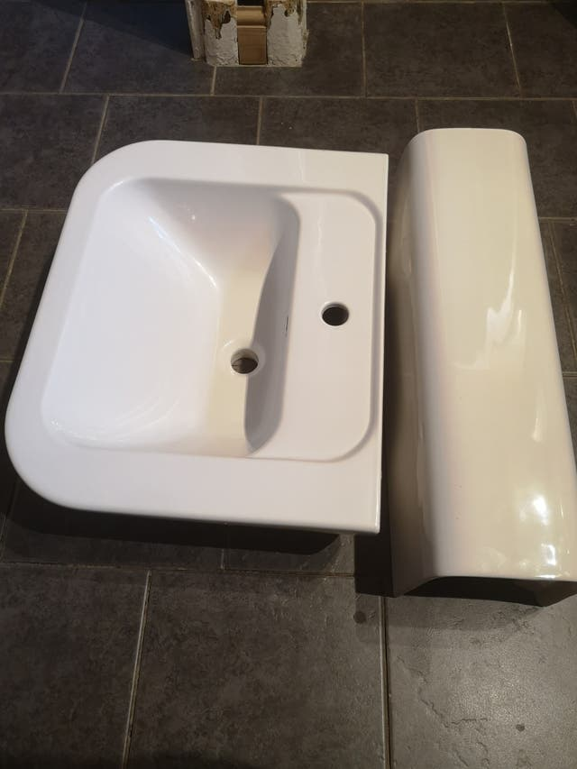 basin and ped