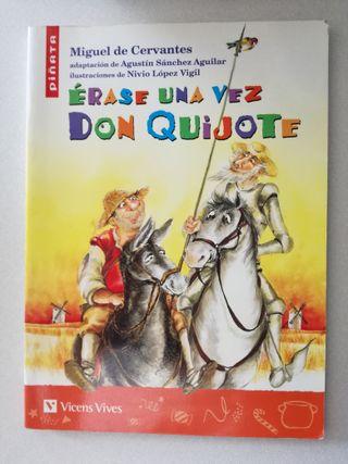 Érase una vez Don Quijote