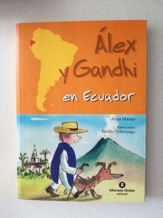 Álex y Gandhi en Ecuador