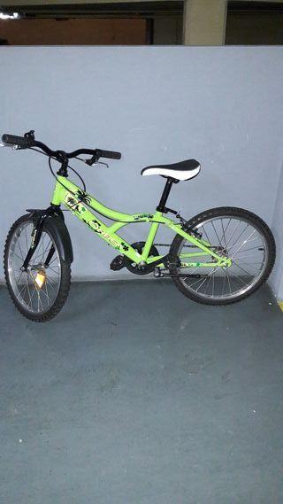 Bici infantil Orbea 20