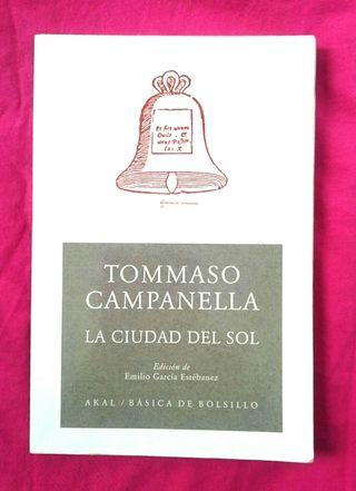 LA CIUDAD DEL SOL-Tommaso Campanella
