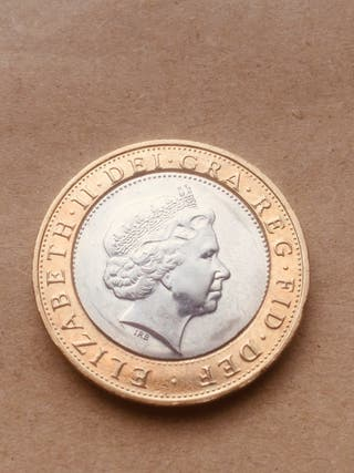 2 pound coin trinity house 2014. In very good