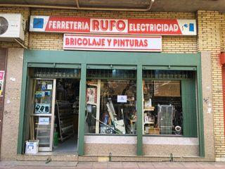 Traspaso ferretería Usera (Madrid)
