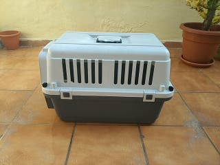 Transportin para perros homologado + absorbente