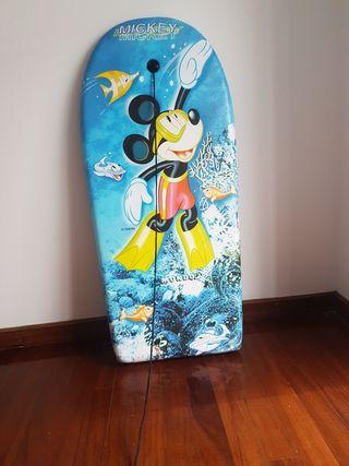 Tabla de Surf niño