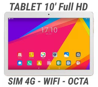 Tablet + Movil 10' / FHD / 2GB / Octa