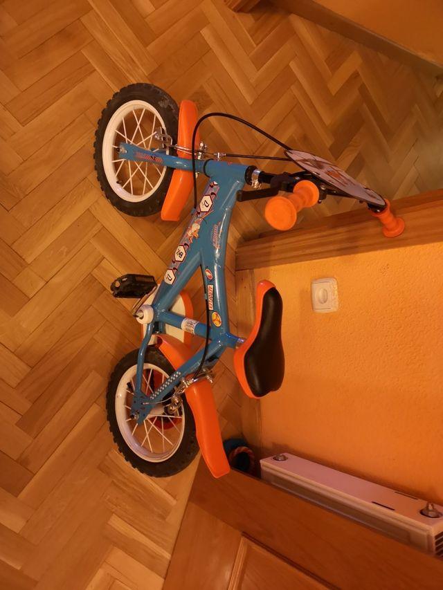 """Se vende bicicleta niñ@ con rueda 12"""""""