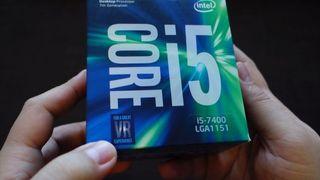 I5 7400 3.00GHz en perfecto estado