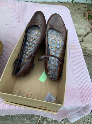 Camper piel zapatos 40