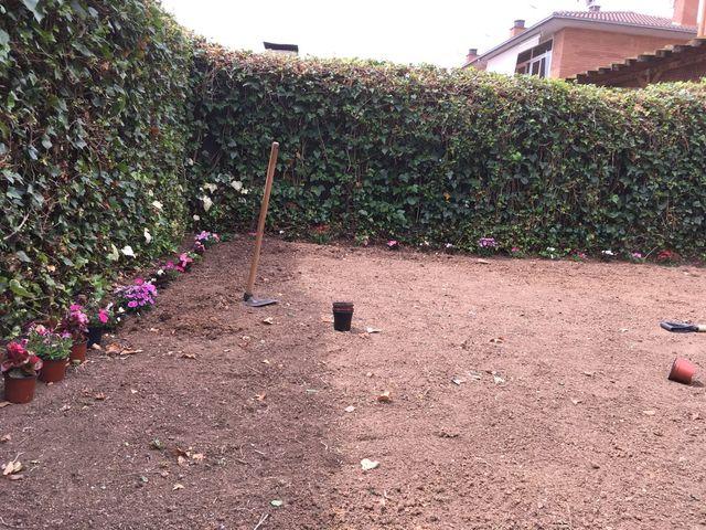 Jardinería virde
