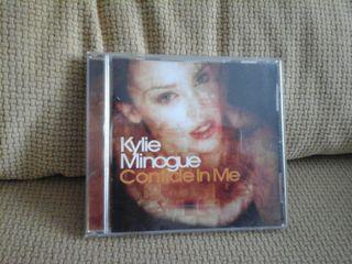 CD de KYLIE MINOGUE (DANCE -POP )