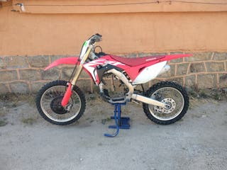 7457960603a Motos Moto Honda CRF 250 de segunda mano en la provincia de Madrid ...