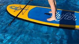 Tabla padel surf hinchable