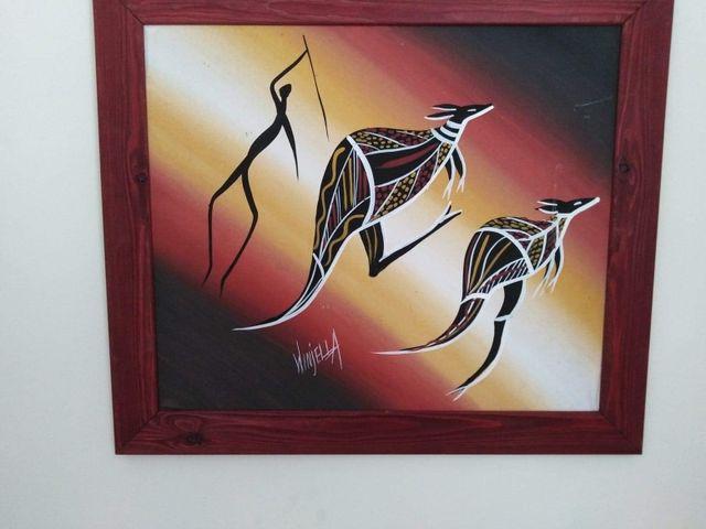 Winjella Dada painting