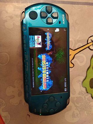 PSP AZUL MODELO 3004