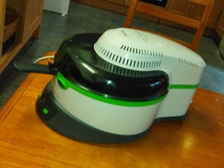 breville halo health fryer large capacity