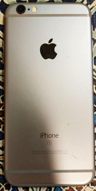 iPhone 6S 64G totalmente reacondicionado