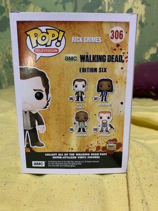 € De Grimes The Mano Pop Por En 8 Segunda Walking Funko Rick Dead jUSGVqzMpL