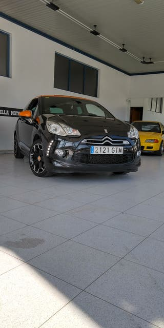 Citroen DS3 Vti 120 Spcial Edition