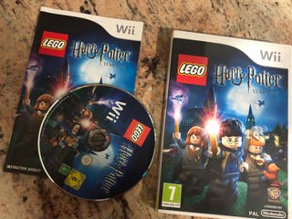 Lego harry potter 1-4 años