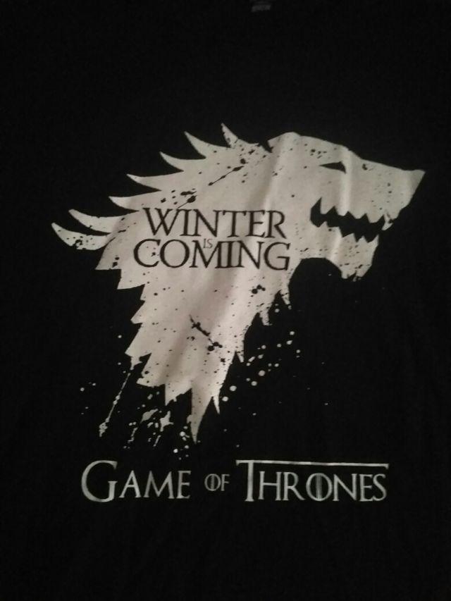 Camisetas Juego de Tronos