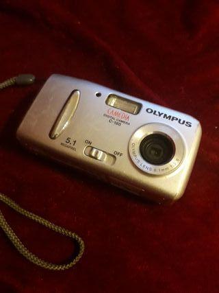 camara digital Olympus 5.1