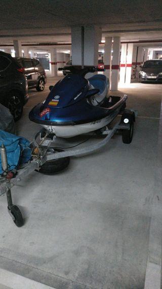 vendo moto de agua yamaha gp 1200