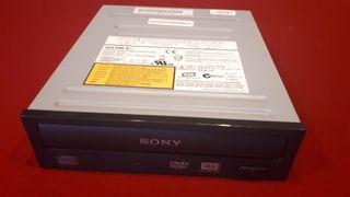 DVD CD SONY para ordenador