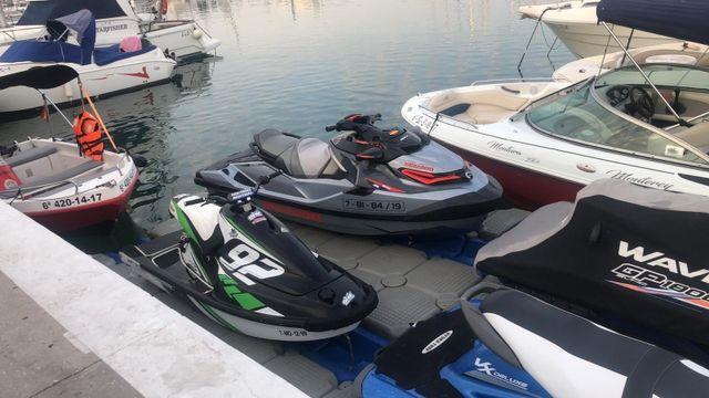 moto de agua Yamaha blaster 1 también cambiará