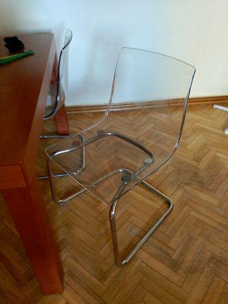 Ver Sillas De Ikea.Sillas De Salon Ikea De Segunda Mano En Wallapop