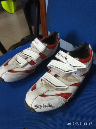 pedales + Zapatillas