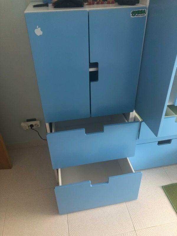 armarios modelo Stuva antiguo Ikea
