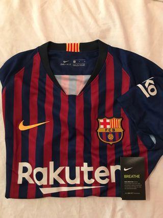 Camiseta FC Barcelona original.