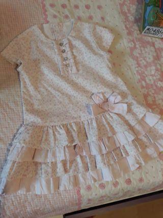 Vestido de fiesta niña 2 años