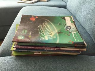 Libros de 6 de primaria. Se venden por separado