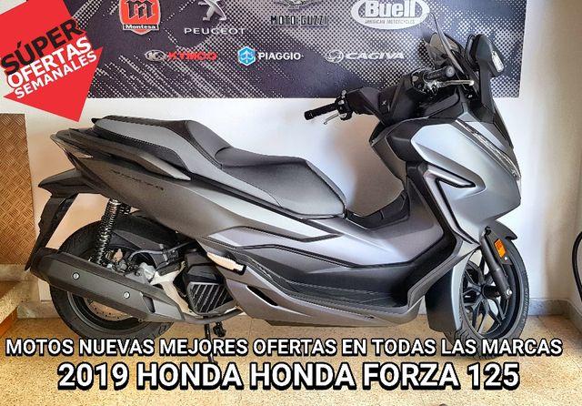 2019 HONDA FORZA 125 MEJORES OFERTAS