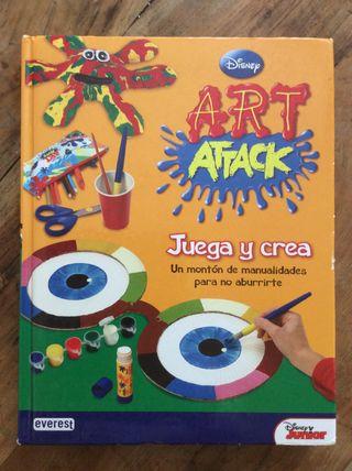 Art attack. Disney