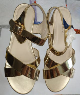 zapatos sin estrenar numero 40