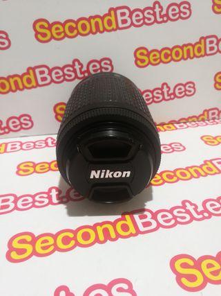 objetivo Nikon 55-200MM