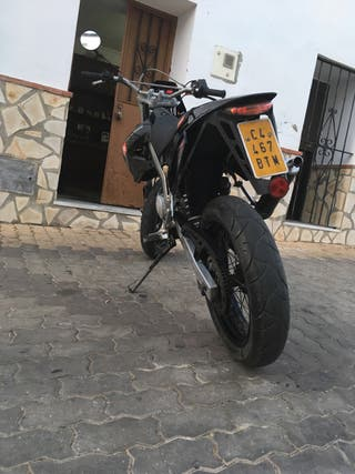 Vendo derbi senda drd black edition