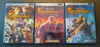 Drakensang lote 3 juegos PC