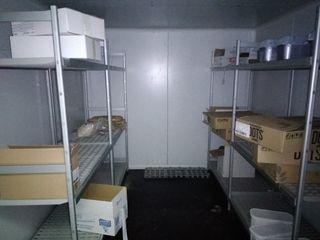 cámara frigorífica o congelación